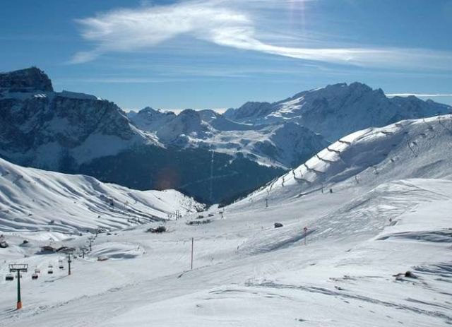 Lyžařská oblast Val di Fiemme