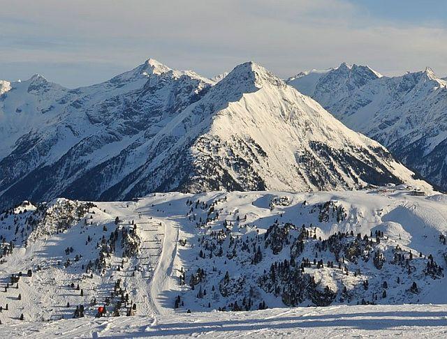 Mayrhofen a Hippach v údolí Zillertal